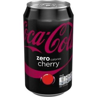 Coca-Cola Coca-Cola Zero Cherry Vanilla 33 cl
