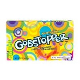 Willy Wonka Candy wonka gobstopper box 142gr