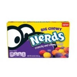Willy Wonka Candy Wonka Nerds Big Chewy 120,4gr