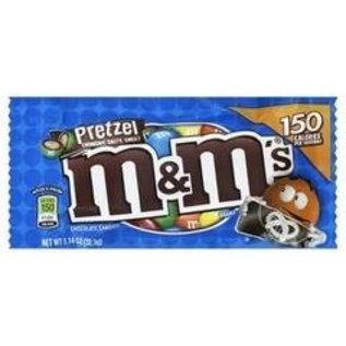 M & M 's M&M PRETZEL 32gr