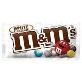 M & M 's M&M WHITE 42gr