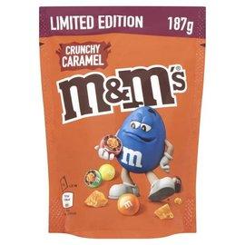 M & M 's M&M'S CRUNCHY CARAMEL