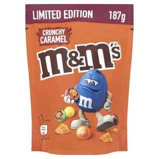 M & M 's M&M'S CRUNCHY CARAMEL 187gr