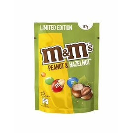 M & M 's M&M'S HAZELNOOT/PINDA