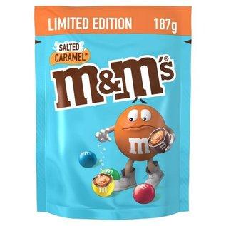 M & M 's M&M'S SALTED CARAMEL 187gr