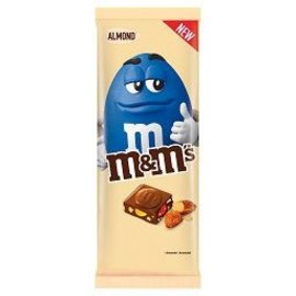 M & M 's M&MS TABLET ALMOND
