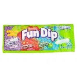 Willy Wonka Candy Wonka Lik-M-Aid Fun Dip 39,6 gr