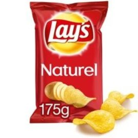 Lays LAYS CHIPS NATUREL 175G