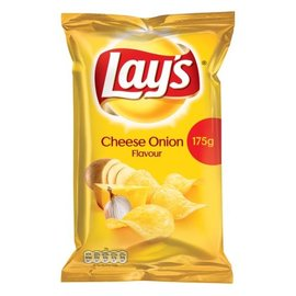 Lays LAY'S CHIPS CHEESE ONION