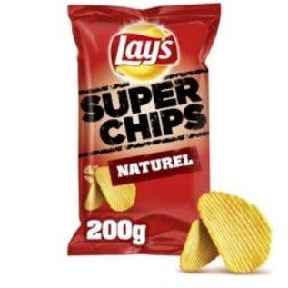 Lays LAYS SUPERCH.NATUREL 200G