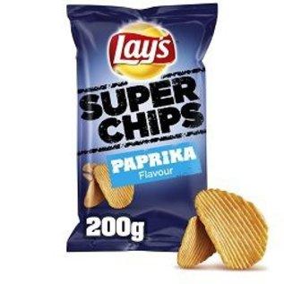 Lays LAYS SUPERCHIPS PAPRiKA 200G