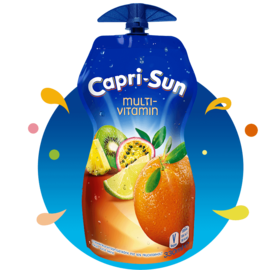 Capri - Sun Multivitamin 330ml