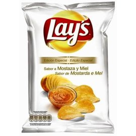 Lays Lays Honing Mosterd 170gr