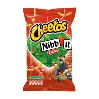 Cheetos Cheetos Nibb-it sticks 110gr