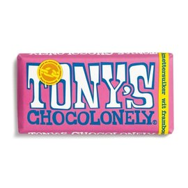Tony's Chocolonely WIT FRAMB.KNETTERSUIKER