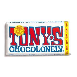 Tony's Chocolonely Tony's Chocolonely WIT  180gr