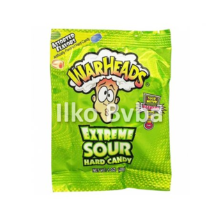 Warheads Warheads Extreme Sour Candy 28 gr