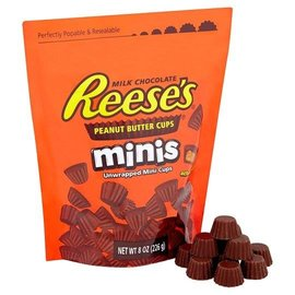 Reese's REESE'S MINI PEANUT BUT.C.