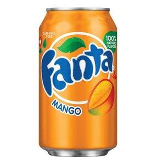 Fanta FANTA MANGO BLIK 355ml