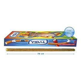 Vidal snoepkabels MAXI SOUR COLA