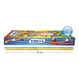 Vidal snoepkabels MAXI SOUR RAINBOW