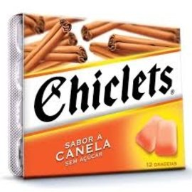 Chiclets Chiclets Cinnamon