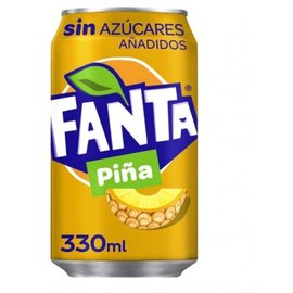 Fanta Fanta ananas zero