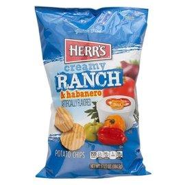 Herr's Herr's creamy ranch & habanero