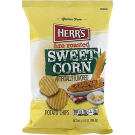 Herr's Herr's fire roasted sweet corn