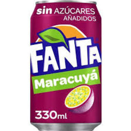 Fanta Fanta Maracuja Passievrucht No Sugar