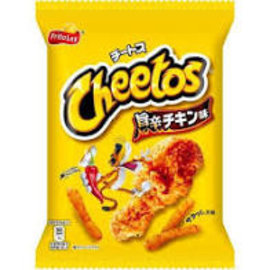 Cheetos Cheetos Spicy Hot Chicken