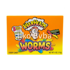 Warheads Warheads Sour Worms