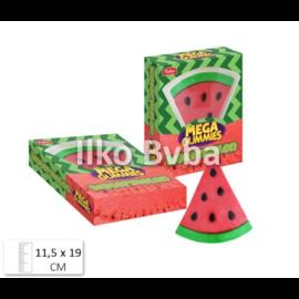 Mega Gummies Mega Gummies 600gr Watermeloen