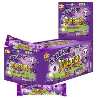 Jawbreaker Jawbreakers Blackcurrant 5-strip