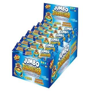Jawbreaker Jumbo Jawbreaker Blue Razz 82 gr