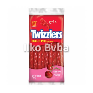 Twizzlers Twizzlers Pull and Peel Cherry 172 gr