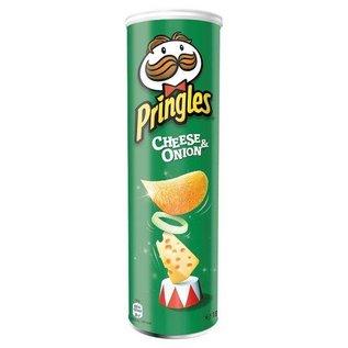 Pringles Pringles Cheese & Onion 165gr