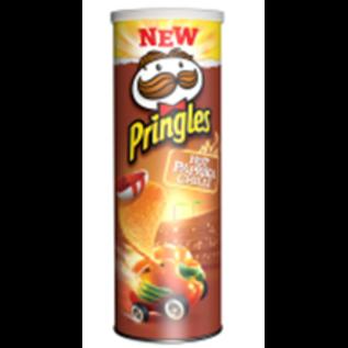 Pringles Pringles Hot Paprika Chili 165gr