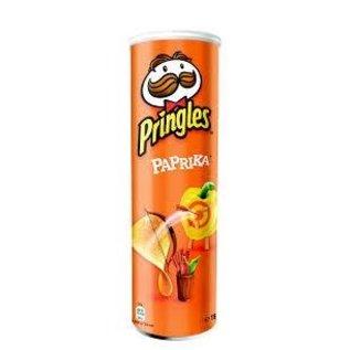 Pringles Pringles Paprika 165 Gr
