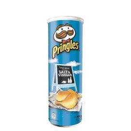 Pringles Pringles Salt & Vinegar 165gr