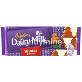 Cadbury Dairy Winter Wonderland 100 gr
