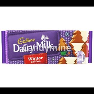 Cadbury Cadbury Dairy Winter Wonderland 100 gr