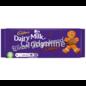 Cadbury Cadbury Dairy Milk Gingerbread 120 gr