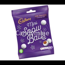 Cadbury Dairy Milk Snow Balls 80 gr