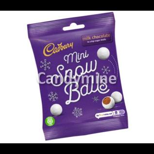 Cadbury Cadbury Dairy Milk Snow Balls 80 gr