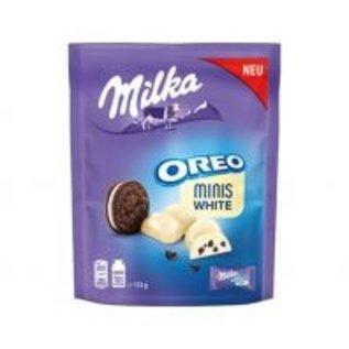 Oreo Milka Oreo Minis White 153 gr
