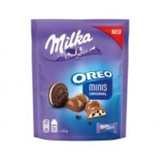 Oreo Milka Oreo Mini's Original 153 gr