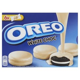 Oreo Oreo Chocolate White 246gr