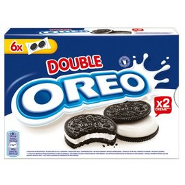 Oreo Oreo Double Creme 170gr