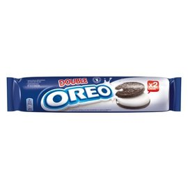 Oreo Oreo Double Cream Roll 157gr